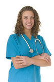 Beautiful smiling health Care Professional Royalty Free Stock Photo