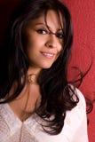 Beautiful smiling woman. Royalty Free Stock Image