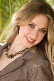 Beautiful Smiling woman Royalty Free Stock Photos