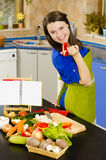 Life in the Kitchen Royalty Free Stock Photo
