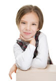 Beautiful smiling young girl Royalty Free Stock Photo