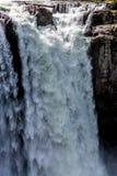 The Beautiful Snoqualmie Waterfall Stock Photos