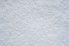 Beautiful snow texture background Stock Photography