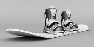Beautiful snowboard Royalty Free Stock Image