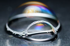 Free Beautiful Soap Bubble Royalty Free Stock Photos - 37845688