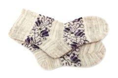 Beautiful socks Stock Image