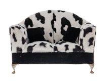 Free Beautiful Sofa Isolated On White Stock Photography - 13321842