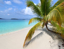 Beautiful Solomon Bay (USVI) Royalty Free Stock Images