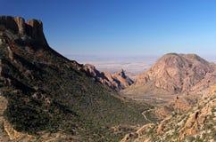 Beautiful Southwestern Landscape Stock Image