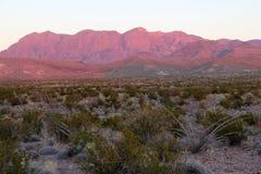 Beautiful Southwestern Landscape Royalty Free Stock Photos