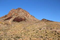Beautiful Southwestern Landscape Stock Photography