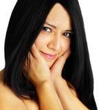 Beautiful Spa Woman Stock Photography