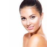 Beautiful Spa Woman Royalty Free Stock Image