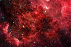 Beautiful space background. Cosmoc art. Elements of this image furnished by NASA.  stock photo
