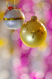 Beautiful spheres Royalty Free Stock Photos