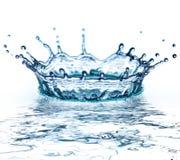 Beautiful splash Stock Photography