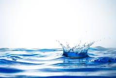 Beautiful splash of water Stock Photos