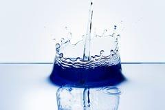 Beautiful splash of water Royalty Free Stock Photo