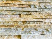 Beautiful Split marble wall. Decoration Stock Photos