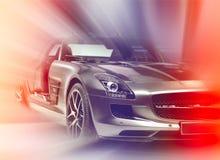 Beautiful Sport Car Stock Image