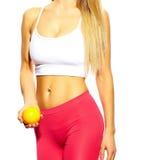 Beautiful sport woman Royalty Free Stock Image