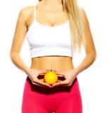 Beautiful sport woman Royalty Free Stock Photo