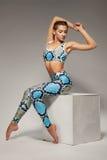 Beautiful sporty lady Stock Photo