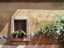 Beautiful spot in Rome (Italy) royalty free stock image