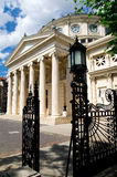 Spring in Bucharest - The Atheneum Royalty Free Stock Image