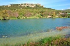 Beautiful  spring lake Royalty Free Stock Photo