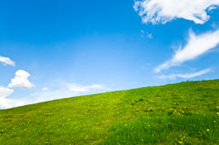 Beautiful spring landscape Royalty Free Stock Image