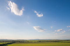 Beautiful spring landscape Royalty Free Stock Images
