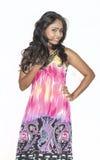 Beautiful srilankan girl Royalty Free Stock Photography