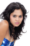 Beautiful srilankan girl Royalty Free Stock Photo