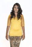 Beautiful srilankan women Royalty Free Stock Photography
