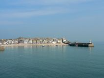 A Beautiful St Ives morning Royalty Free Stock Photos