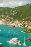 Beautiful St. Thomas view Stock Photo