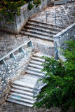 Beautiful staircase Stock Image