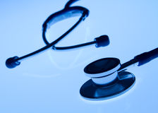 Beautiful stethoscope Royalty Free Stock Photography