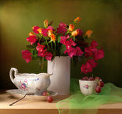 Beautiful still life Royalty Free Stock Photos
