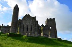 Beautiful Stone Cashel of Kings Stock Photo
