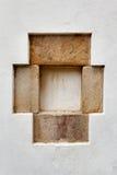 Beautiful  Stone Frame Royalty Free Stock Photos