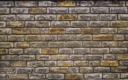 Beautiful stone masonry of smooth colored stones stock image
