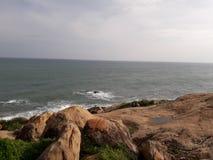 Beautiful stone in sri lanka Royalty Free Stock Images