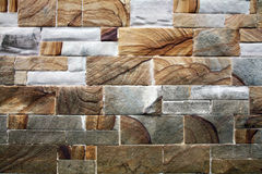 Beautiful stone wall Stock Photos