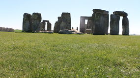 The Beautiful Stonehenge! Royalty Free Stock Photography