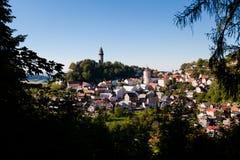 Beautiful Stramberk truba in Czech republic Stock Photos