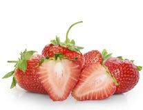 Beautiful strawberries Stock Photography