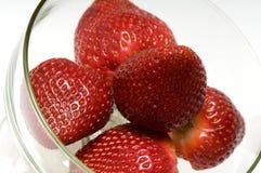 Beautiful strawberries Royalty Free Stock Image