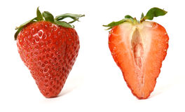 Beautiful strawberry. Stock Photography